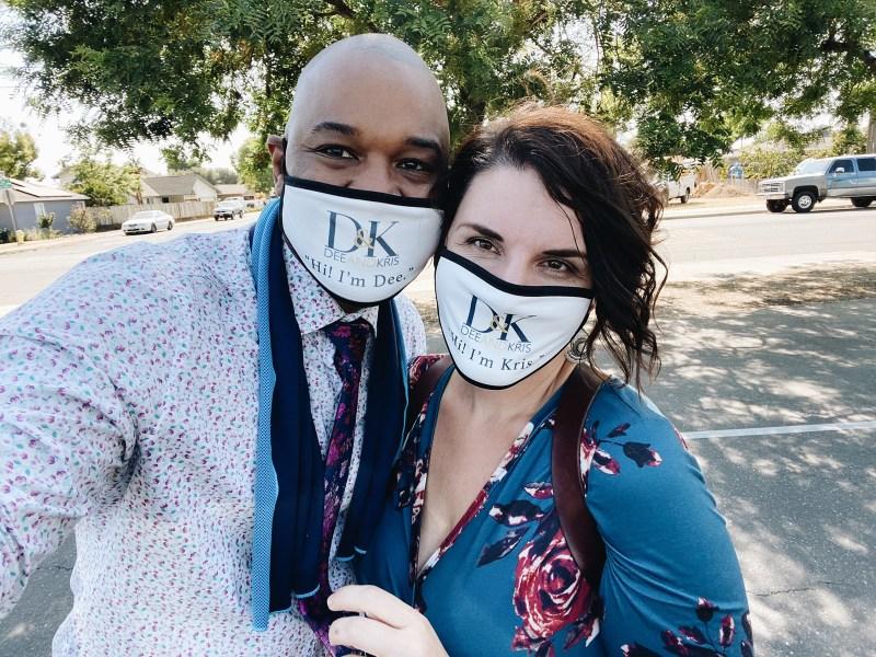 Dee-Kris-Photography-Covid-19-Masks-Minuteman-Press-Midtown-Sacramento-Wedding-Photographers
