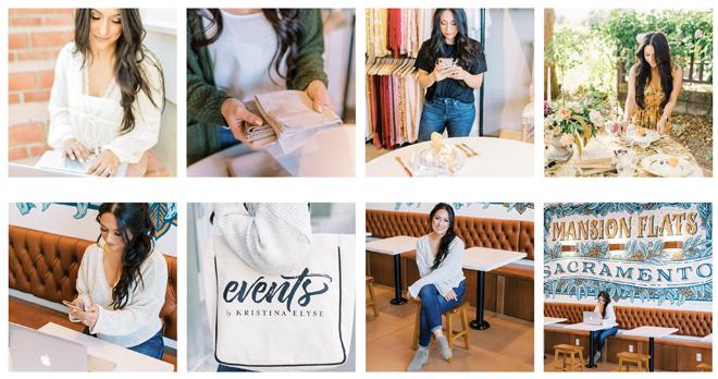 Sacramento Tahoe Wedding Planner Event Designer | Events by Kristina Elyse