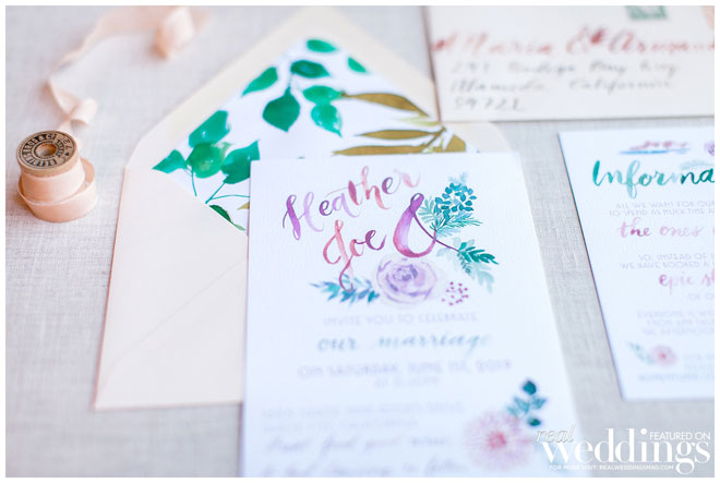 Intimate Tahoe Wedding   Airbnb Wedding  Pink & Gold Wedding   Kathryn White Photography