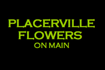 Placerville Flowers on Main