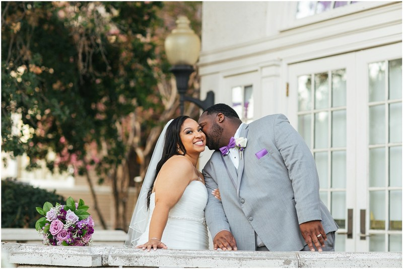 Alicia and Nathan's Real Weddings Wednesday at Vizcaya by Lixxim Photography