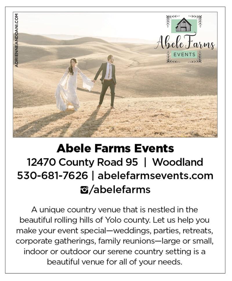 Sacramento Woodland Wedding Venue Farm Barn