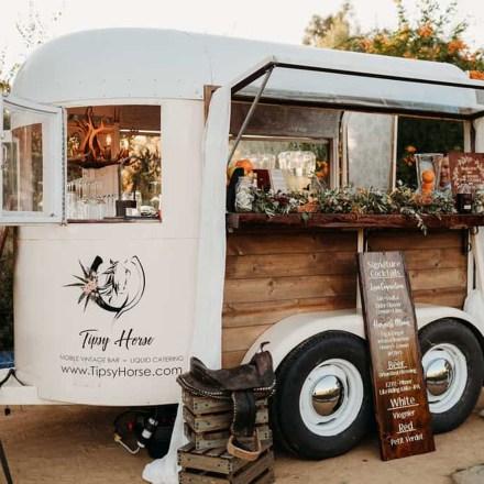 Sacramento Tahoe Chico Wedding Mobile Bar Bartending Service