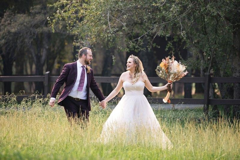 Andrew & Melanie Photography Ethereal Woodland Wedding Heather and Douglas