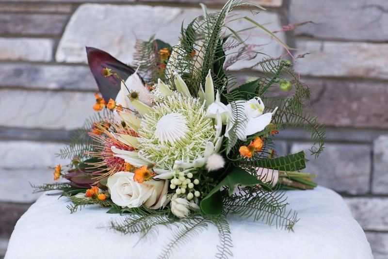 Andrew & Melanie Photography Strelitzia Flower Company Sacramento Wedding Florist