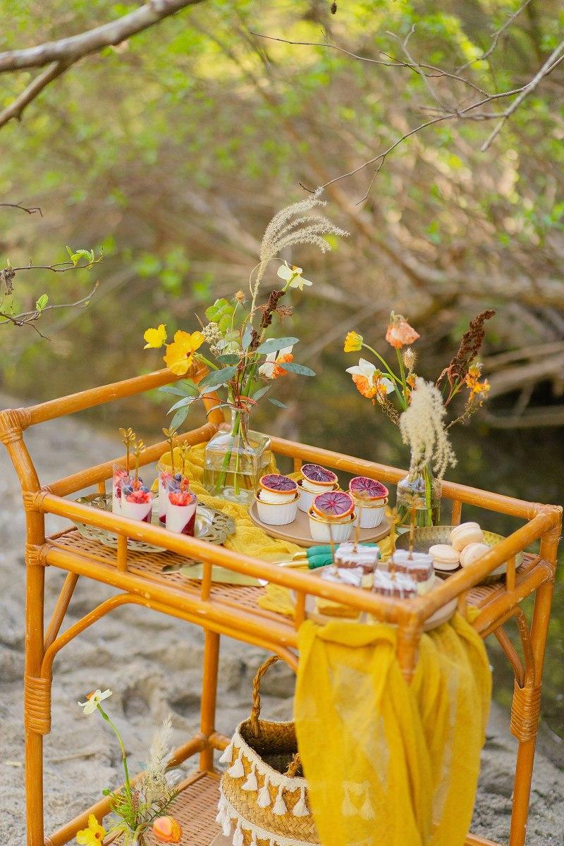 Sarahi Hadden Photography Santa Cruz Boho, Bright Elopement featured in Real Weddings Magazine