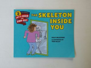 "Book ""The Skeleton Inside You"""