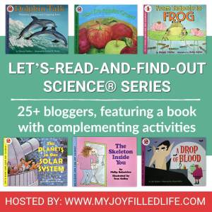 Let's Read and Find Out Science series with 25+ guest bloggers