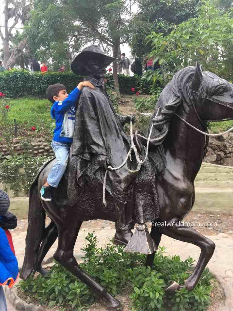 Lima fun with kids