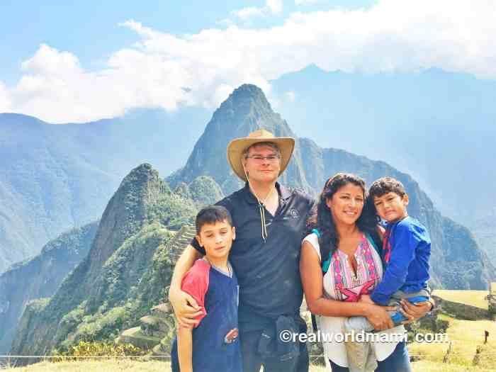 Machu Picchu for kids