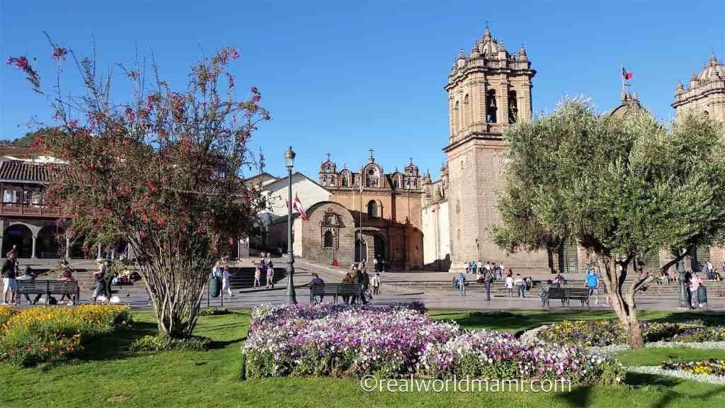Peru with kids: itinerary