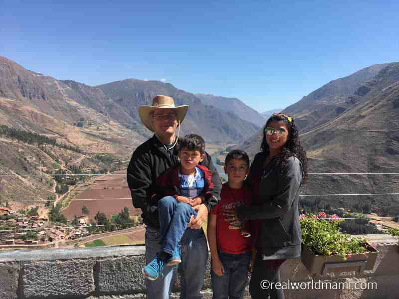 Sacred Valley in family