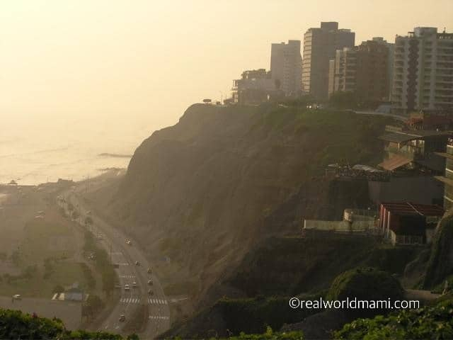 Peru with kids: Miraflores
