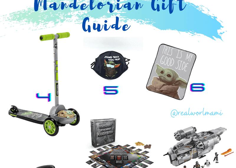 Mandalorian Gift ideas