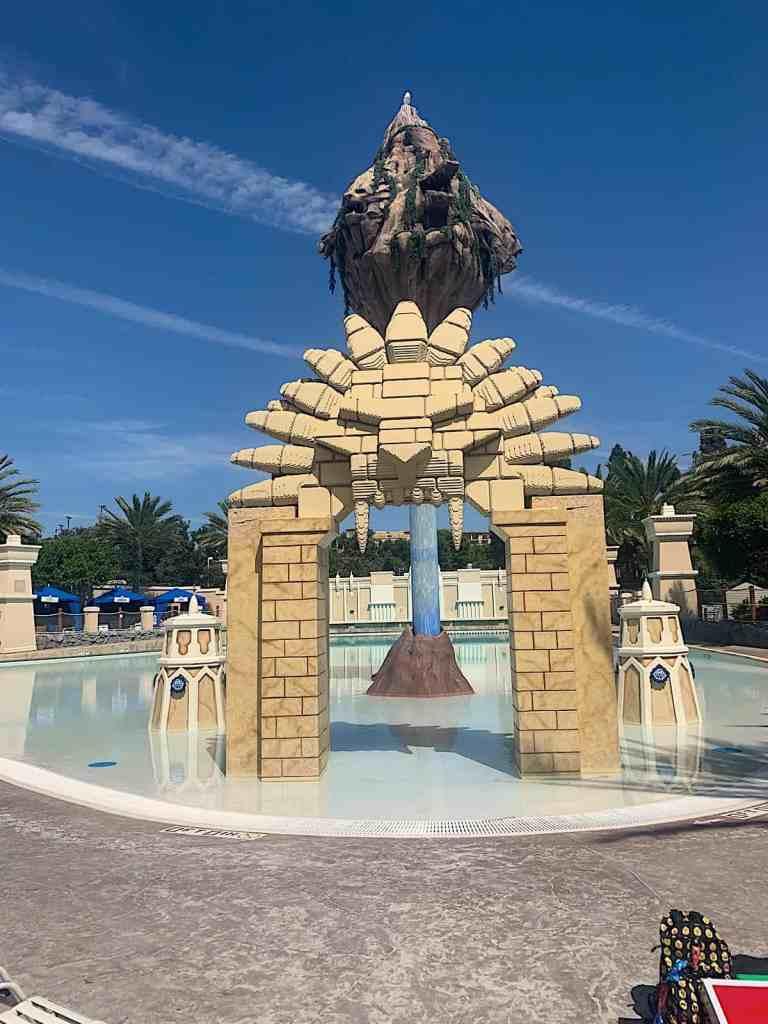 LEgo park water park