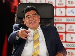 3. Diego Maradona