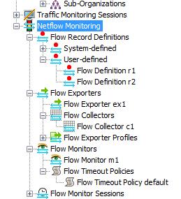 Cisco UCS UCSM NetFlow