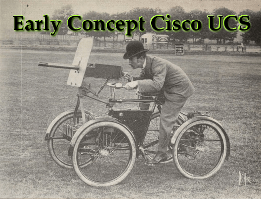 Early Concept UCS