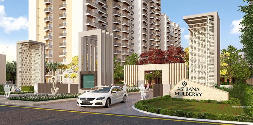 Ashiana Mulberry Sector 11 Sohna, Sohna Apartment, Residential
