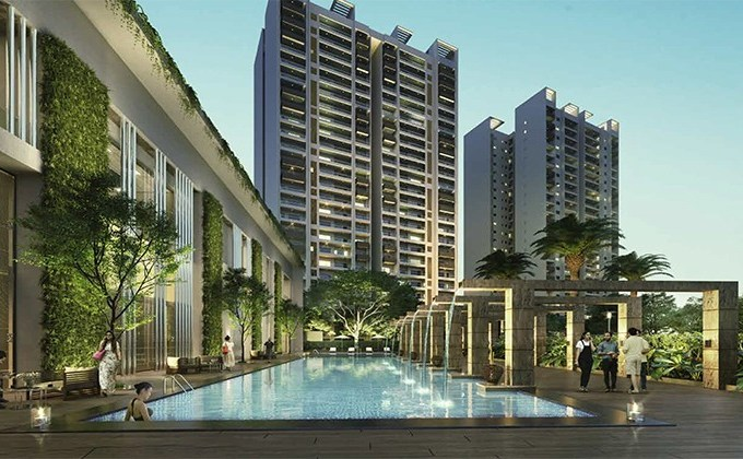 Godrej Air Gurgaon, New Gurgaon (NH8) Apartment Residential