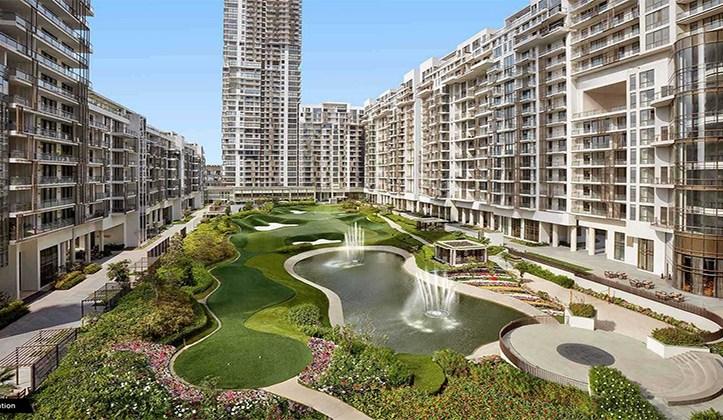 M3M Golf Estate Golf Course Extension Road, Gurgaon Apartment, Residential