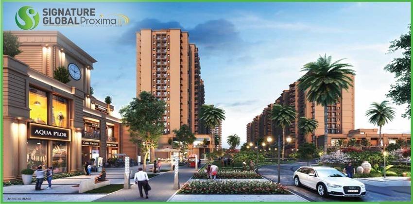 Signature Global Proxima 2 Affordable Housing Sector 89 Gurgaon Gurgaon New Gurgaon (NH8) Affordable Homes