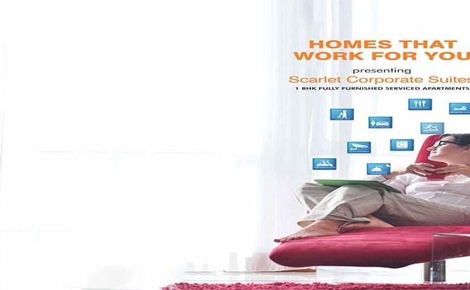 Supertech Scarlet Corporate Suites Gurgaon Sohna Road Apartment, Residential