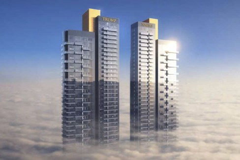 Trump Towers Gurgaon Golf Course Extension Road Gurgaon Flats Apartments Luxury