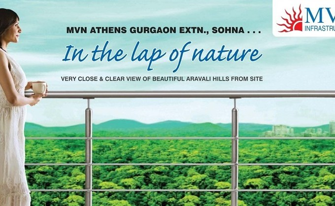 MVN Athens Affordable Housing Sector 5 Sohna Raod, South Of Gurgaon Affordable, Affordable Homes