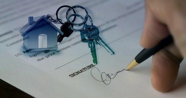 Steps in the process of buying a house