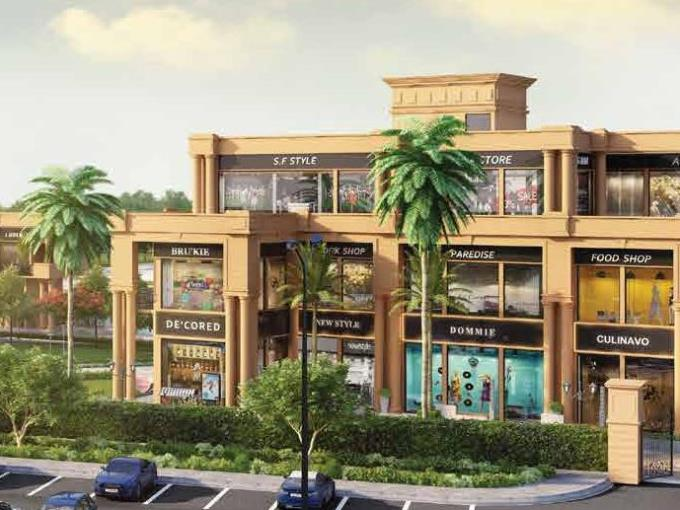 Signum89 Affordable Shop Sector 89 Gurgaon
