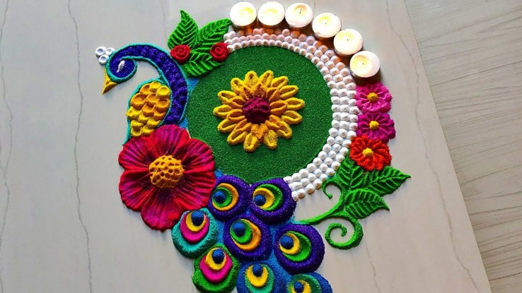 10 Simple Yet Beautiful Durga Puja Decoration Ideas For Home [2021]