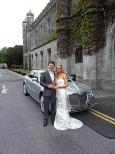 Wedding Cars - Reaneys Galway
