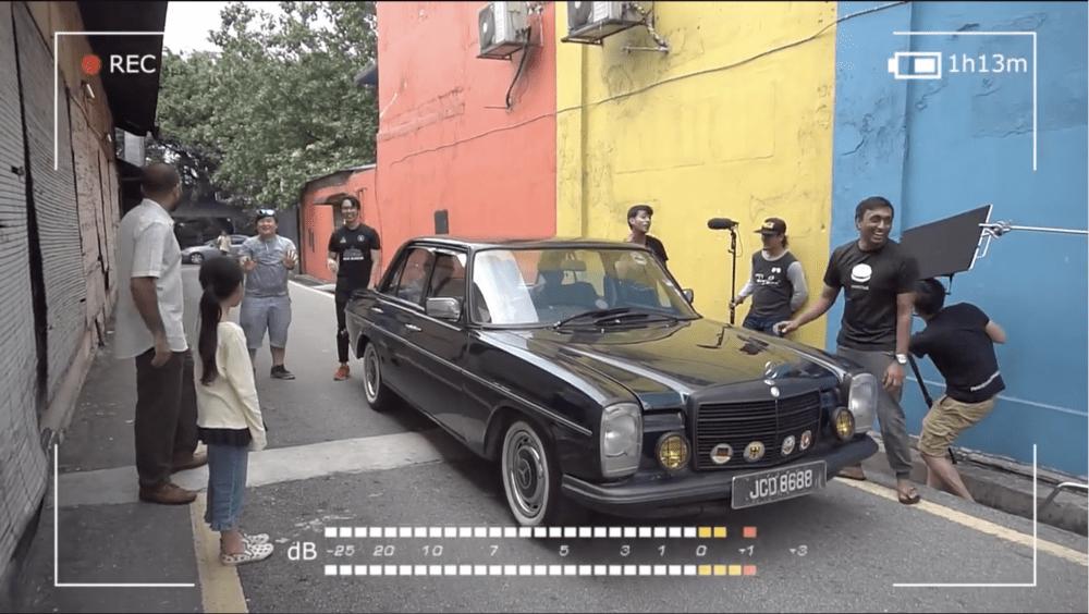 Mercedes CNY Shortfilm 2018 Behind the Scenes & Bloopers!