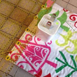 Guest Phone Hangout   ReannaLily Designs   Small Sewn Gifts