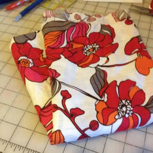 Small Sewn Gift Sew Along | Scarf | ReannaLily Designs
