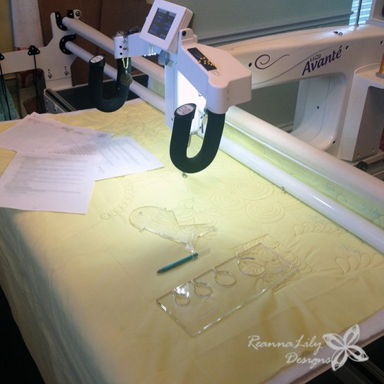 Longarm Quilting | ReannaLily Designs