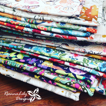 Bound Quilts | ReannaLily Designs