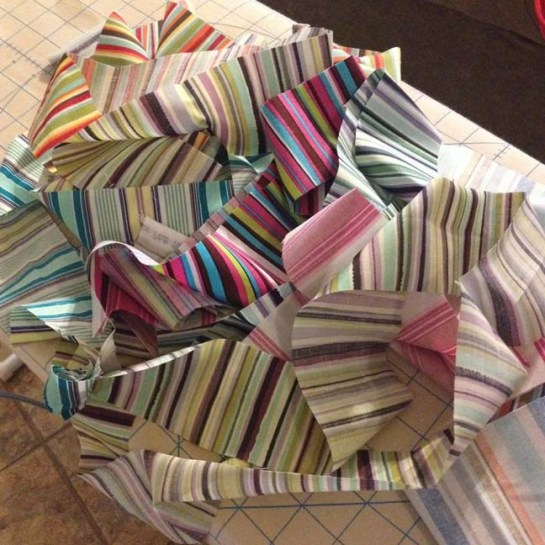 Stripe Binding | ReannaLily Designs