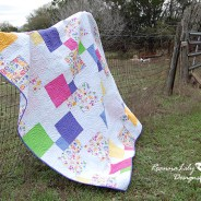 Disappearing 9-Patch with Lily and Loom Craftsy