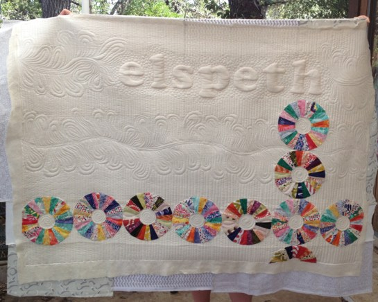 Free Motion Quilting | ReannaLily Designs
