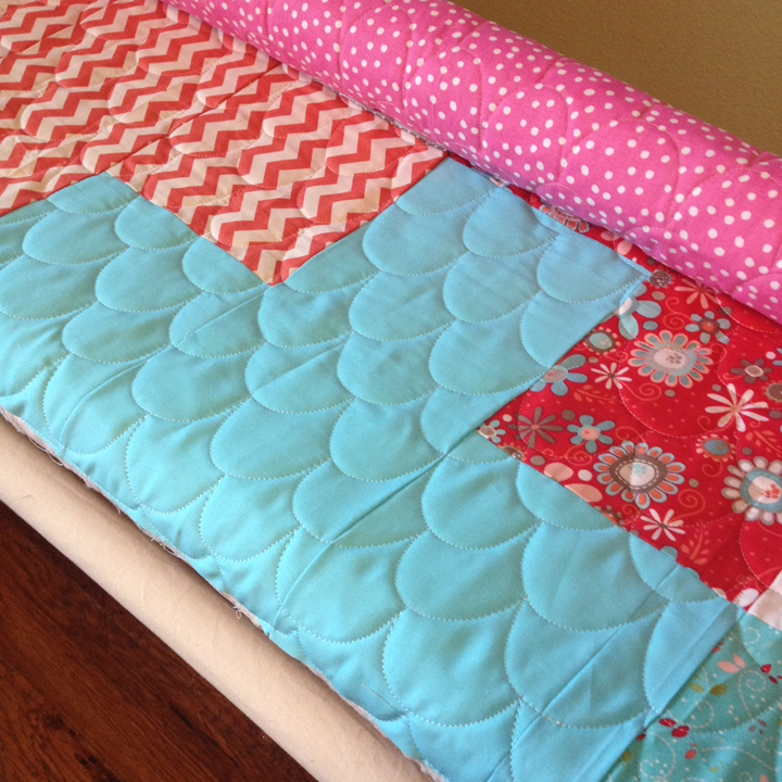 Make this easy Plus Quilt using ReannaLily Designs\' worksheet