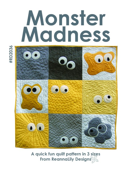 Monster Madness | ReannaLily Designs