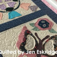 Hand Applique Charity Quilt