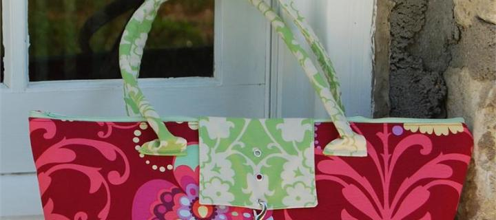 The Flapper Purse Pattern