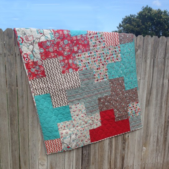 Plus Quilt | ReannaLily Designs