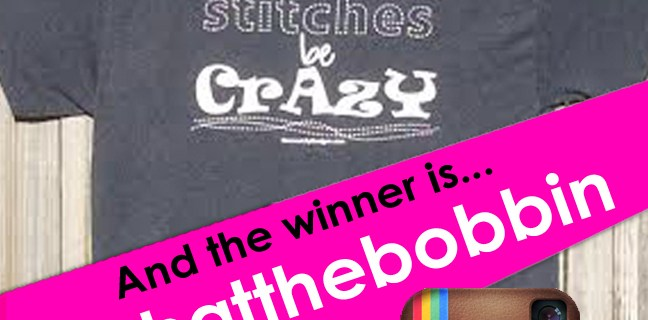 Stitches Be Crazy Shirt Winner