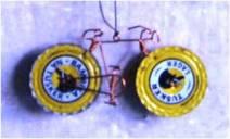 Bicycle Pin