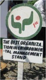 Best Stand in Environmental Management Award