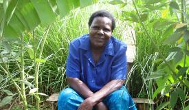Mrs Domitila Mirongo